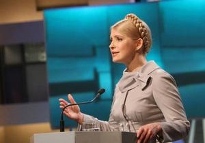Тимошенко: Власть Януковича - недолговечна
