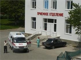 В Крыму сотрудник ГАИ устроил дебош в больнице ради встречи с отцом
