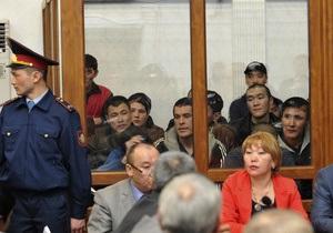 Подсудимые из Жанаозена жалуются на пытки в полиции