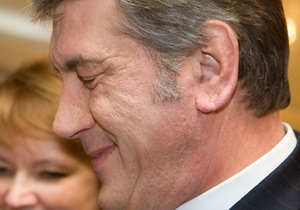 Ющенко уйдет в отпуск после завершения своих полномочий