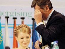НГ: Ющенко едет в США, Тимошенко - в Россию