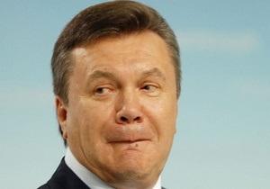 Янукович рассказал о расследовании дел Тимошенко, Гонгадзе и драки в ВР