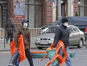 В Черкассах объявлена эпидемия гриппа и ОРВИ