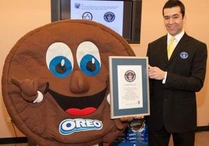 Производитель печенья установил рекорд по количеству лайков к посту на Facebook