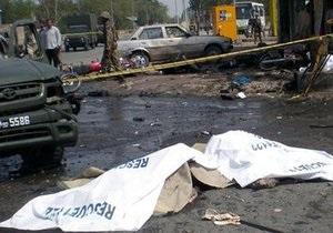 Количество жертв теракта в пакистанском Лахоре возросло до 45 человек, около 100 ранены