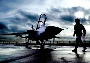 Падение британских истребителей в Северное море: обнаружены два пилота