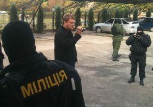 МВД заявляет, что соратник Тимошенко подозревается в подделке документов