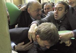 Батьківщина будет просить ЦИК назначить перевыборы в округе Табалова