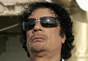 Международный уголовный суд в Гааге может санкционировать арест Каддафи