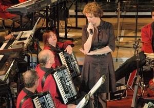 Голландские музыканты с синдромом Дауна выступят с концертом в Киеве