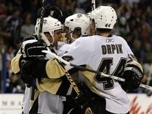 NHL: Пингвины отметили возвращение Кросби победой над Молниями