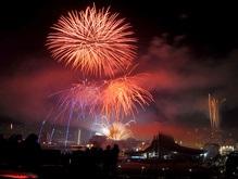 В Тбилиси всю ночь праздновали победу грузин на Новой волне