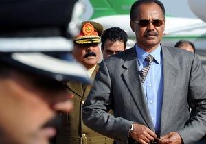 Пилоты из Эритреи сбежали из страны на самолете президента