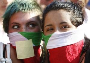 Итальянские СМИ проводят забастовку против закона Берлускони о прослушивании разговоров