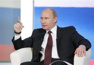 Чья бы корова мычала: Путин прокомментировал арест основателя WikiLeaks