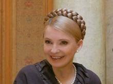 Опрос: 35% украинцев улучшили свое мнение о Тимошенко
