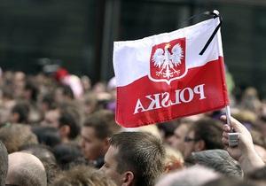 В Сейме Польши удивлены просьбой украинских депутатов признать Волынскую трагедию геноцидом польского народа