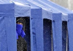 ПР: Антидемократические силы готовят акты вандализма на западе Украине