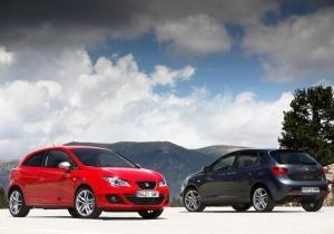 SEAT Ibiza 2011 модельного года уже в Украине