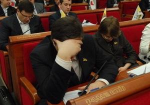 Сивкович заявил, что киевские чиновники нарушают присягу госслужащего