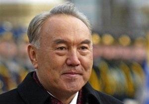 Н.А.Назарбаев: В Украине я познал силу духа, чувств и красоту