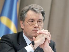 Ющенко надеется, что память о Голодоморе объединит нацию