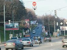 На магистральных дорогах Киева появятся информационные табло