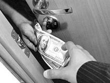 В Ялте директор коммунального предприятия попался на взятке в $ 25 тыс.