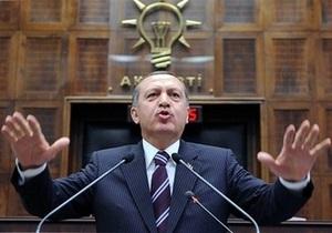 Турция призвала мир ввести санкции в отношении Израиля