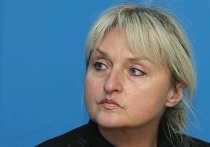 Жена Луценко написала обращение к Ющенко: Все, кто стоял на Майдане, будут вас проклинать