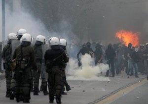 В Афинах власти штурмом взяли штаб анархистов. Более 90 человек судят за столкновения с полицией