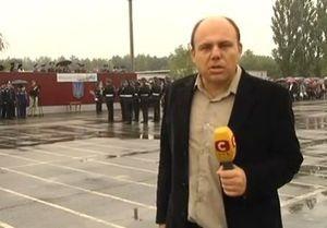 Журналист СТБ заявил, что его репортаж о языковой безграмотности чиновников не пустили в эфир