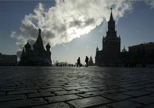 Психически больной мужчина задержан у стен Кремля при попытке  пройти к Медведеву