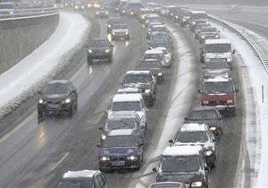 В Украине могут изменить классификацию дорог