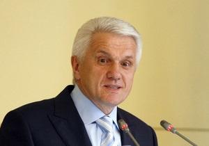 Литвин попросил ученых провести анализ законопроектов о языках