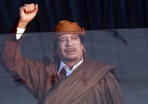 В интернете опубликовали завещание Каддафи