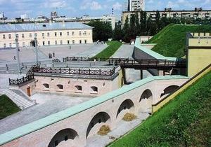 Бригинец: В музее Киевская крепость строители разрушают бастион Косой капонир