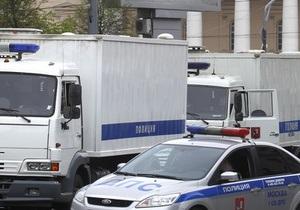 В Москве грабитель потерял документы на месте преступления