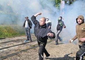 Замгенпрокурора обвинил в инцидентах во Львове 9 мая местную власть