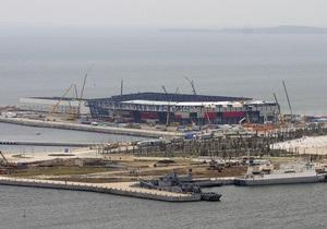 В Баку торжественно открылся комплекс, в котором пройдет Евровидение-2012