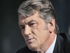 Завтра Ющенко посетит Львов