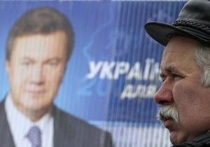 Янукович: Ющенко и Тимошенко не имеют морального права баллотироваться