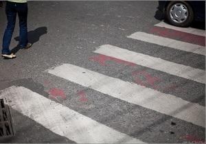 В Киеве водитель сбил детей на пешеходном переходе и скрылся