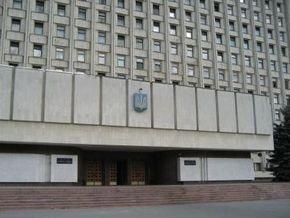 ЦИК выразил сожаления, что Рада не внесла в закон о выборах  прогрессивные нормы