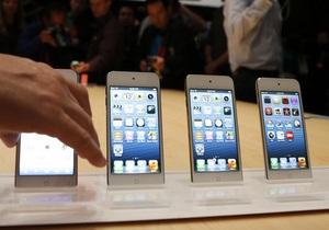 СМИ: Apple выпустит 4,8-дюймовый iPhone