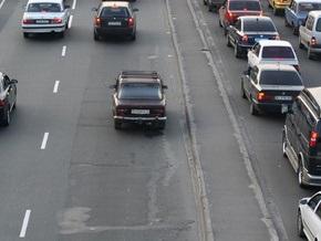 Киевским дорогам не грозит подтопление из-за ливней