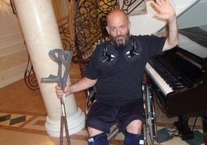 Михаил Шуфутинский сломал обе ноги