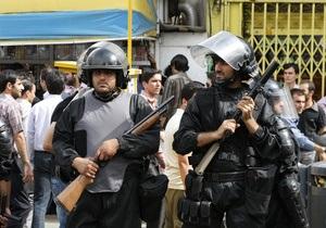 В Тегеране полиция разогнала демонстрацию оппозиции. В городе отключена мобильная связь