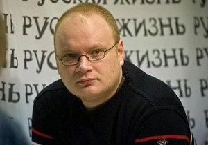 Журналиста Коммерсанта Олега Кашина успешно прооперировали (обновлено)