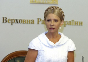 Тимошенко связала ограничение экспорта зерна с выборами
